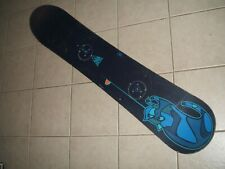 Burton A 139 cm Womens Snowboard Very Good Condition ONLY $50 Great Deal LOOK