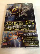 Rare 1995 Topps SC Extreme NFL Football Series 1 Cards 24pk factory sealed