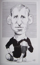 "Jimmy Hunter Nueva Zelanda All Black Caricatura impresión 16x12 "" (41x30cm) Sin Marco"