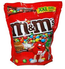 Peanut Butter M&M's ~ Peanut Butter, Milk Choco.in Candy Shell ~ 46 oz. Bag