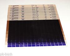 Microfich Ersatzteilkatalog Volvo LKW FM 7 Stand 10/2000