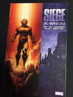 X-MEN / SIEGE - Marvel TPB Trade Paperback (Wolverine)