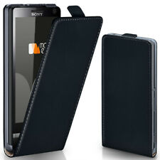 360 Degree Protective Cover for Sony Xperia u Flip Case Complete Full Flip Case