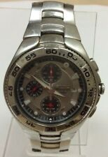 Seiko Chronograph Gents Watch 7T62-0FT0 Needs New Battery