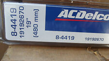 "10 BLADES OF AC DELCO, 8-4419 (19""),FRESH WIPER BLADES.4.+*FREE LOCAL PICK UP*."