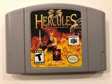 Hercules [ Nintendo 64 ] • Authentic • N64 Game Only