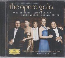 The Opera Gala Live from Baden-Baden ~ Netrebko / Garanca / Vargas / cd