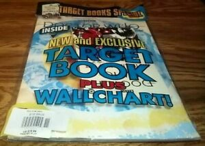 DOCTOR WHO MAGAZINE 561 SEALED w/ LIBRARY OF TIME TARGET BOOK + Chart ~ PRIORTY