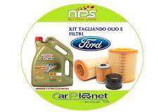 KIT Tagliando OLIO+Filtri FORD FOCUS TERZA SERIE 1.6 LPG 85Kw/116cv dal 2009 -->
