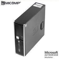 Fast HP Windows 10 Desktop Computer PC Core 2 Duo 3.0Ghz 16GB DDR3 RAM 1TB WiFi