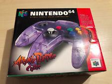Nintendo 64 Manette Bleu État