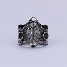 Mad Max Immortal Joe Skull Mask Ring Halloween Cosplay Props Jewelry US Size 8