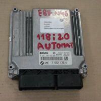*BMW 1 3 Series E87 E90 118i 318i 320i N46 DME Engine Control 7552176 Automatic