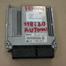 *BMW 1 3 Series E87 E90 118i 318i 320i N46 DME Engine Control 7552176 Automatic