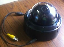 Economic Manual Zoom Auto Iris Dome CCTV Camera - 12volt  SSC-DH