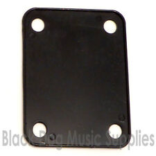 Guitar neck plate rubber gasket