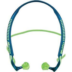 MOLDEX 6700 JAZZ BAND-EAR DEFENDER-BANDED EAR PLUGS-SNR:23dB-FREE UK P&P -1 Pair