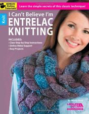 `Bird, Marly`-I Can`T Believe I`M Entrelac Knitting  (UK IMPORT)  BOOK NEW