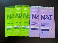 New Pruvit Keto OS Nat Ketones 5 - Packets VARIOUS FLAVORS !!