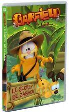 Garfield & Cie Le secret de Zabadu DVD NEUF SOUS BLISTER