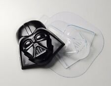 """Darth Vader"" plastic soap mold soap making mold mould star wars"