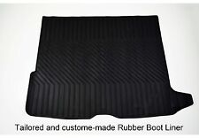 Rubber Boot Liner Cargo Trunk Mat Tailored for Mercedes-Benz GLC 15-18