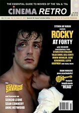 Cinema Retro #37 Rocky @ 40, Doc Savage, The Monkees, Sergio Leone, Invasion UFO