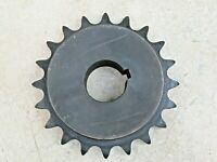 "Sprocket    60 pitch   20 tooth   1-3/8""  bore"