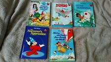 5x Walt Disney World of Books Bundle (20)