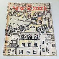 The New Yorker: November 21 1977 - Full Magazine/Theme Cover Andre Francois