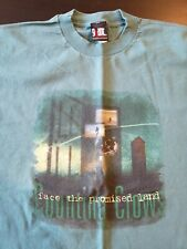 Counting Crows Xl Face the Promised Land Rare T-Shirt All Cotton 2000 Mint New