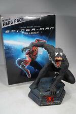 The Amazing Spider-Man 3 - Ultimate Hero Set mit Venom Statue - ohne DVD in Box