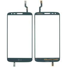 Original LG Optimus G2 D802 Touchscreen Display Glas Scheibe + Kleber, schwarz