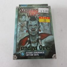 Plaid Hat Games Summoner Wars Tundra Orcs Faction Deck NEW