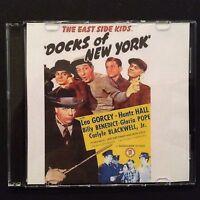 DOCKS OF NEW YORK East Side Kids Dead End Kids DVD 1945  Leo Gorcey, Huntz Hall