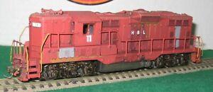 Athearn HO Scale Custom Harbor Belt Lines GP7 Diesel Engine #11