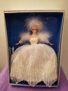 1994 Enchanded Series Snow Princess Barbie NRFB