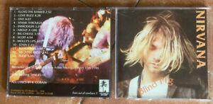 CD Nirvana - Blind Pig  Live 1991 grunge punk