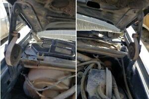 1979 - 1991 Ford Crown Victoria Mercury Grand Marquis Hood Hinge Pair