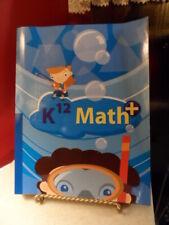 K12 Book Homeschool Math+ Workbook 10205