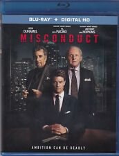 Misconduct (Blu-Ray DVD)