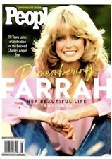 BRAND NEW PEOPLE COMMEMORATIVE MAGAZINE REMEMBERING FARRAH FAWCETT 2019