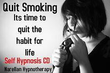 Quit Smoking Hypnosis CD - Narellan Hypnotherapy