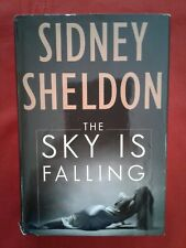 The Sky is Falling * Sidney Shelton * 2000 * Large Print * Hardcover *