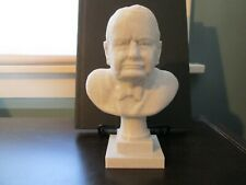 Winston Churchill Bust; 6-inch Statue of the British Prime Minister of WWII Fame