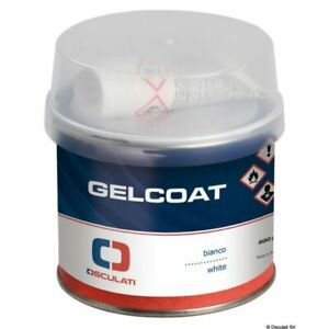 Osculati Gelcoat Filler White 200g Tin Fibreglass Boat & Caravan Repairs 2 part