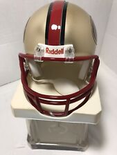 Riddell Mini Helmet NFL SF 49ERS