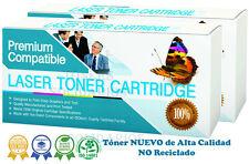 2 x Toner Compatible con Samsung Negro CLT-C406S CLP-360 NUEVO NO RECICLADO 406S