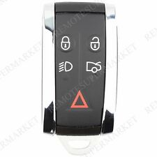 Replacement for Jaguar X S Type XF XFR XJ XJ8 XJR XK XKR Remote Fob Shell Case