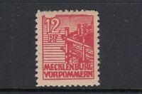 SBZ  Mi-Nr. 36y b I ** postfrisch - geprüft Kramp BPP